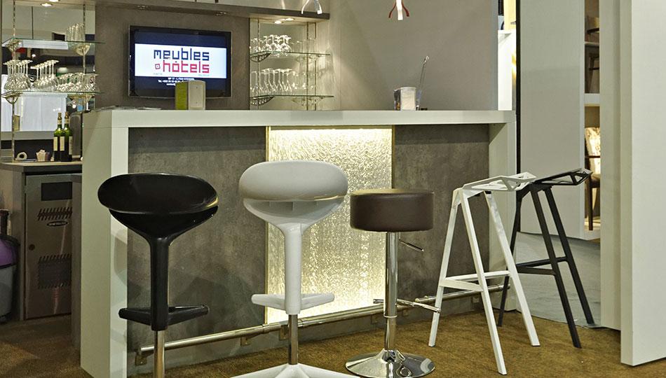 Super Meubles pour bar, accueil, buffet, restaurant sur meubles-hotels  GP75