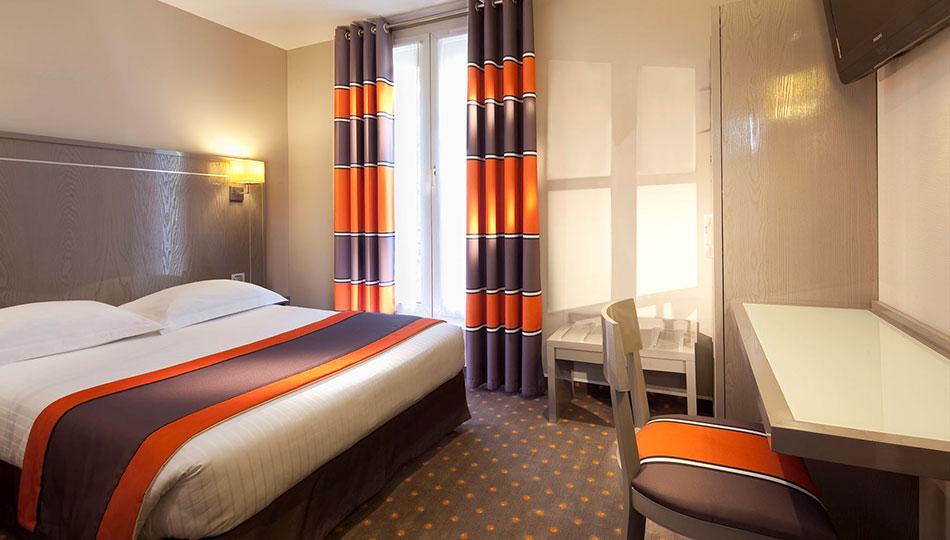 Chambre ebene sur meubles mobilier hotel haut for Chambre hotel
