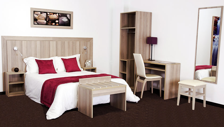 Mobilier chambre hotel cool mobilier chambre mobilier - Mobilier chambre hotel ...