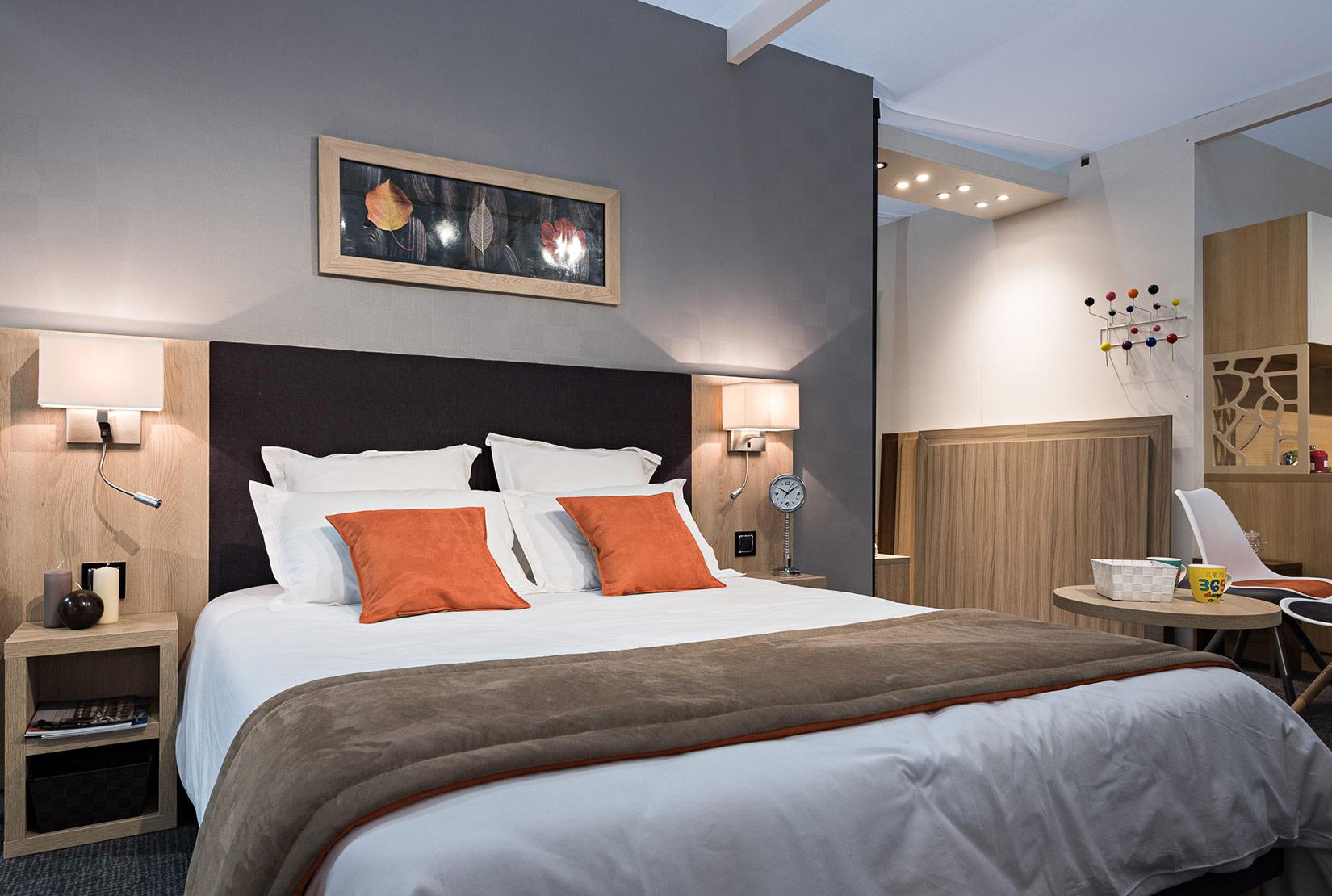 Meubles hotels au salon equiphotel 2016