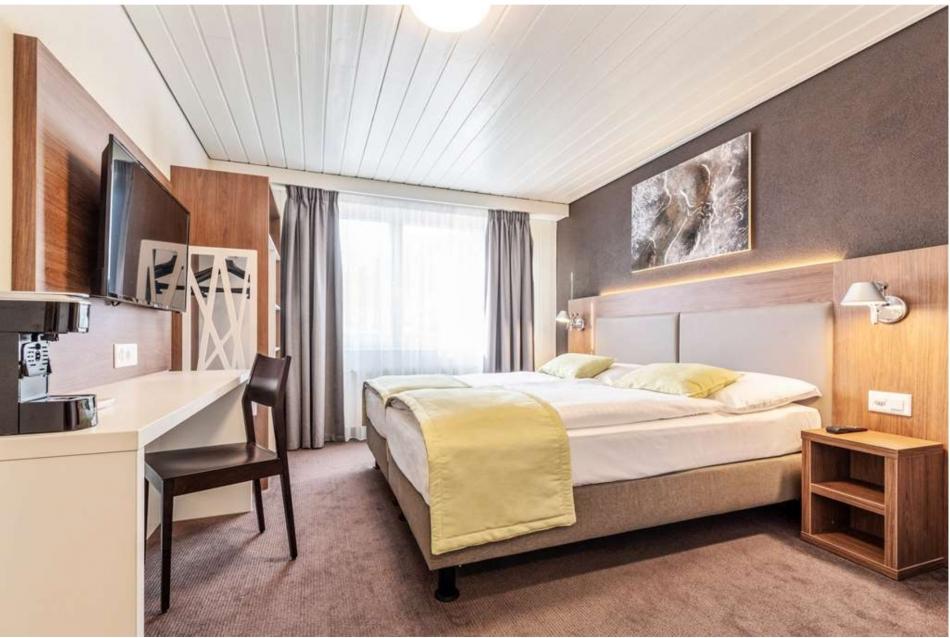 Hôtel Campanile Martigny Suisse