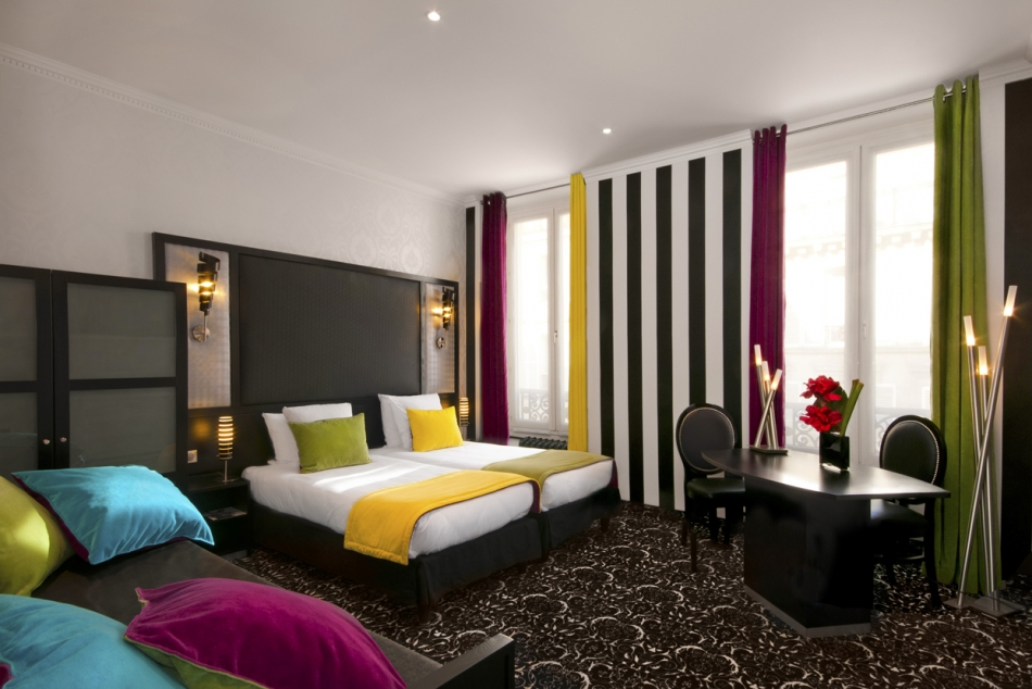 H tel peyris paris r f rence h teli res meubles hotels for Appart hotel thionville