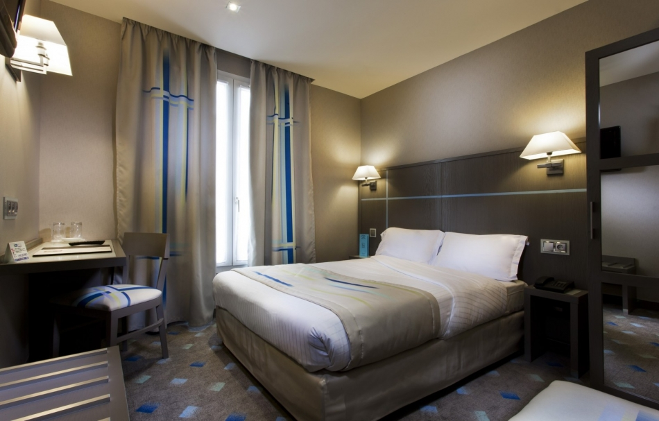 H tel aliz grenelle paris r f rence h teli res for Appart hotel thionville