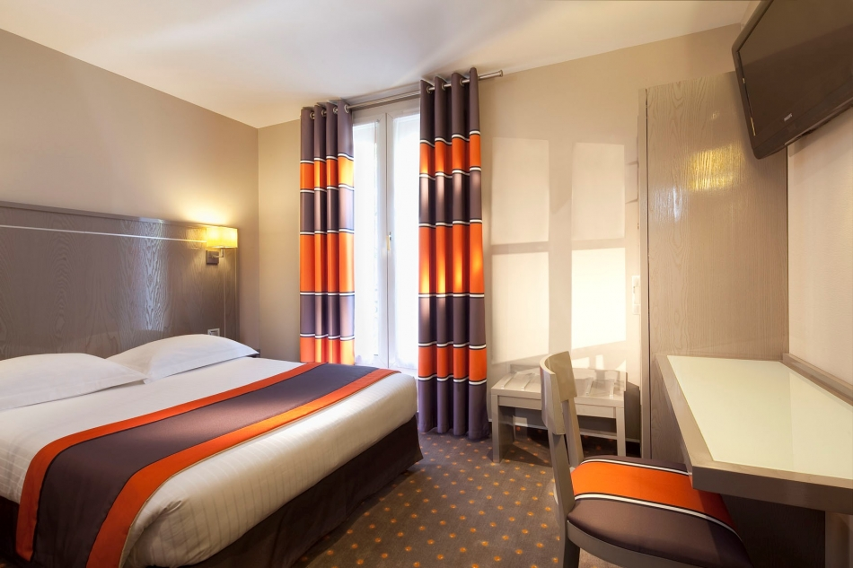 H tel beaugrenelle st charles paris r f rence for Appart hotel thionville