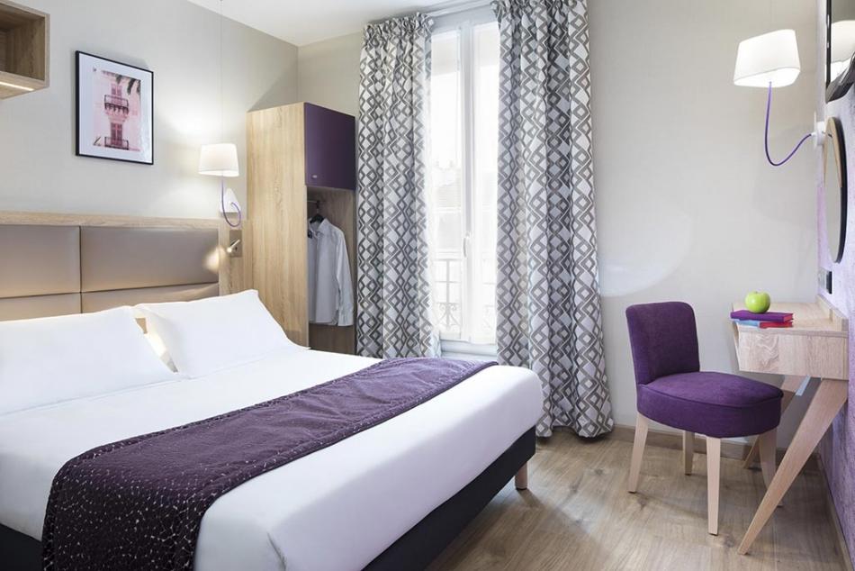 Hôtel DAUMESNIL -  Vincennes