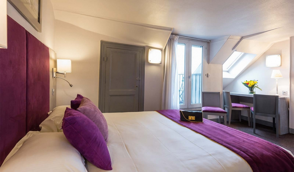 H tel vivienne paris r f rence h teli res meubles hotels for Appart hotel thionville