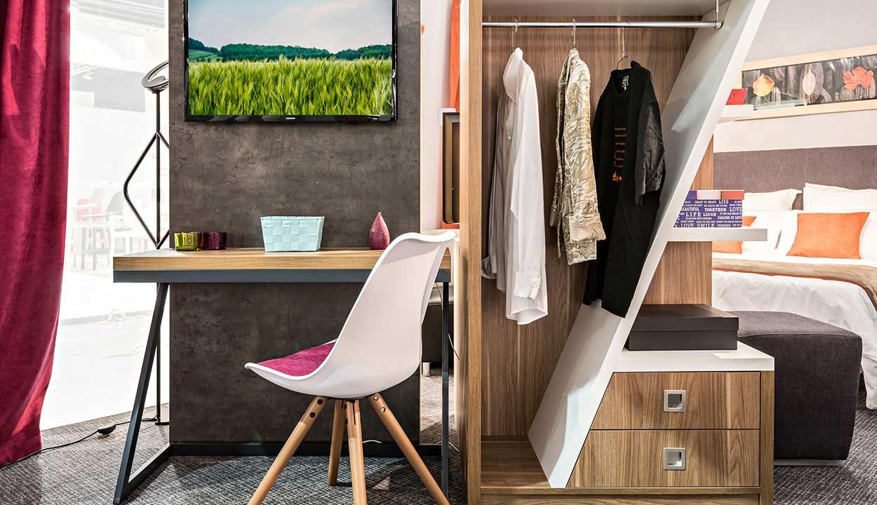 Meubles hotels ag déco : mobilier hotel et meubles pour hotellerie